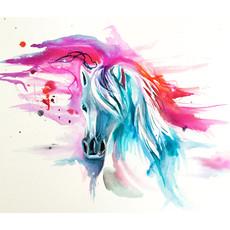 Katy lipscomb art   color horse         16062015152759