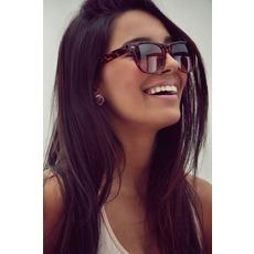 Tumblr static brunette girl glasses hair smile favim.com 163127 original