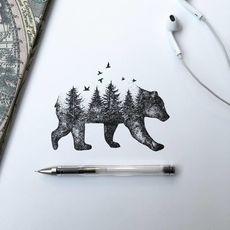 Alfred basha bear ink illustration 57266e129ce05  880