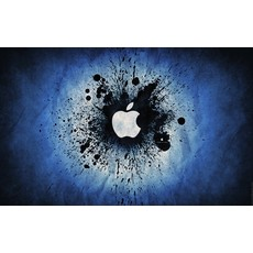 Apple blue 14