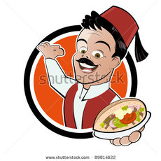 Stock vector funny doner food cartoon 89814622