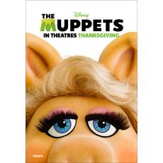 Muppets poster   piggy