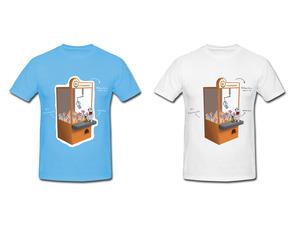 Proje#3 - Diğer T-shirt  Tasarımı  #1