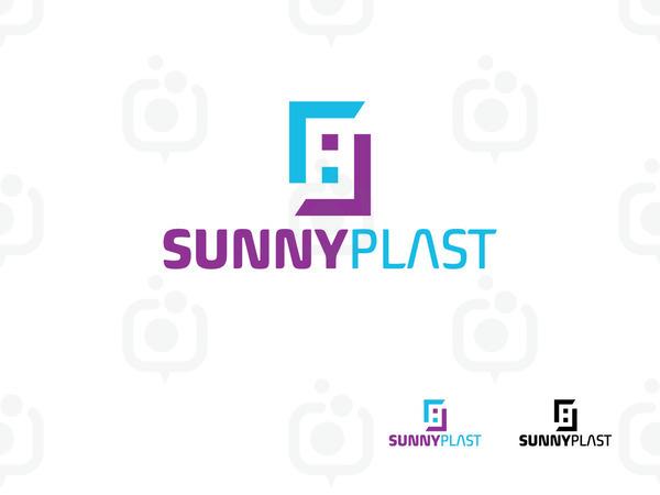 Sunny plast logo