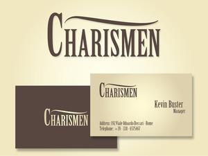 Charismen logo kartvizit