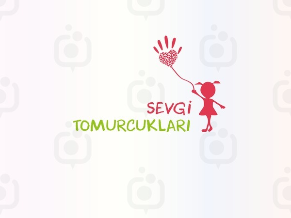 Sevgi tomurcuklar  logo tasar m 6