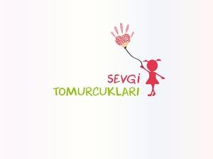 Sevgi tomurcuklar  logo tasar m 7