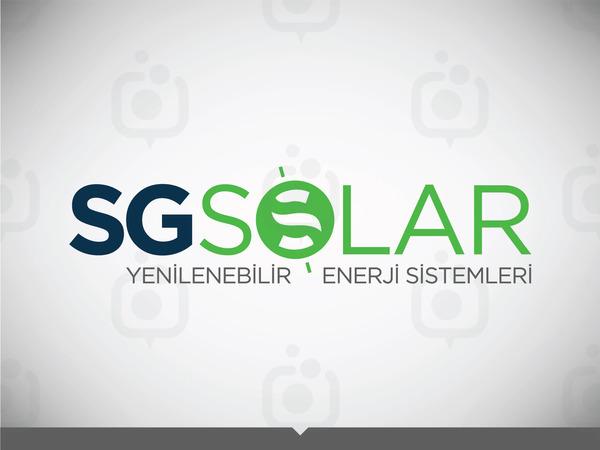 Sg solar yenilenebilir enerji sistemleri kurumsal kimlik 02