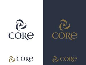 Core Logo projesini kazanan tasarım
