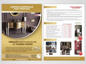 Proje#29226 - İnşaat / Yapı / Emlak Danışmanlığı Ekspres El İlanı Tasarımı  #15