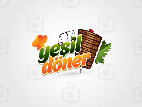 Yesil doner logo
