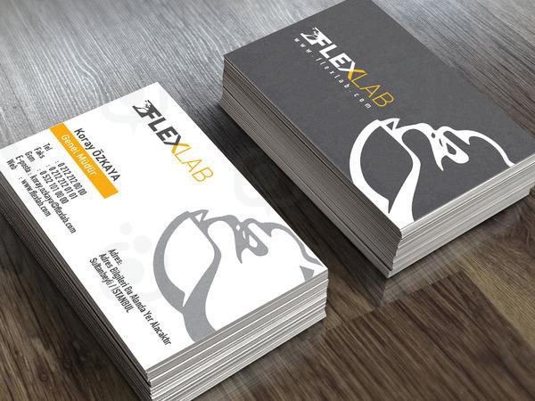 Flexlab kartvizit