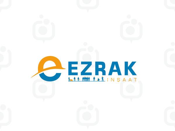 Ezrak logo