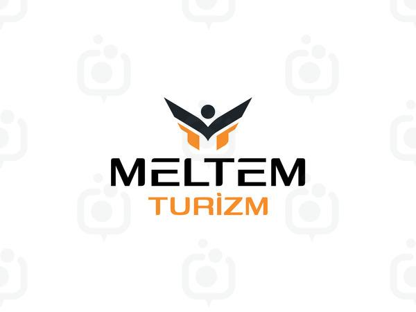 Meltem turizm logo