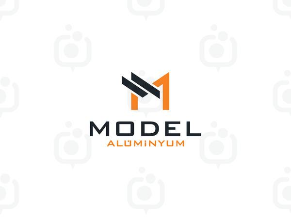 Model aluminyum logo 1