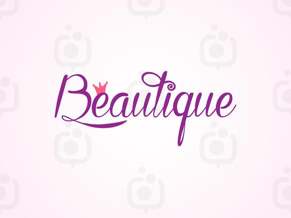 Beautique logo 02