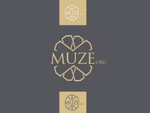 muze.org sitemize logo. projesini kazanan tasarım