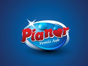 Pianor temizlik logo