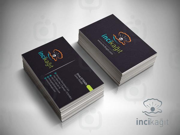 Inci logo ve kartvizit