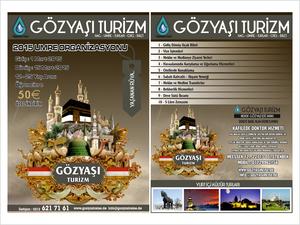 Proje#29922 - Turizm / Otelcilik Ekspres El İlanı Tasarımı  #30