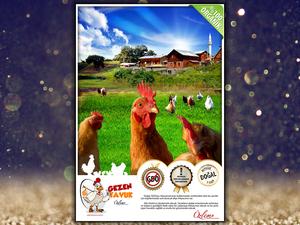 Proje#29966 - Tarım / Ziraat / Hayvancılık Afiş - Poster Tasarımı  #36