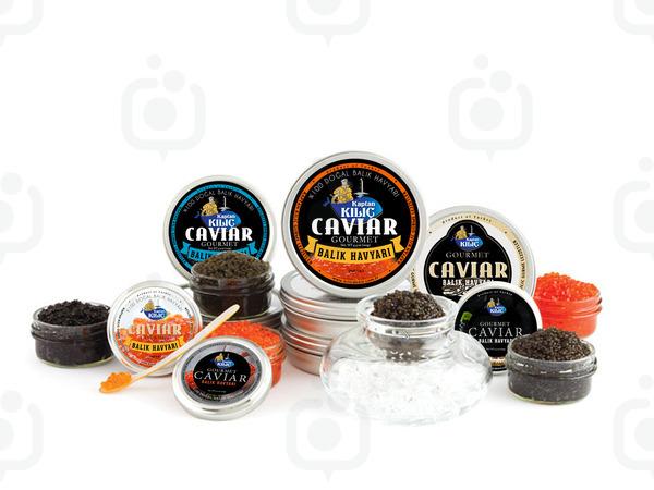 Caviar all