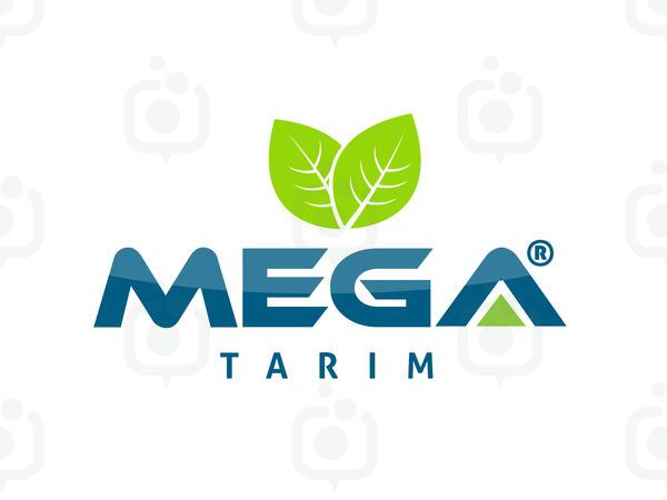 Mega tarim logo3