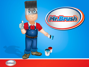 Mr brush sunum 1