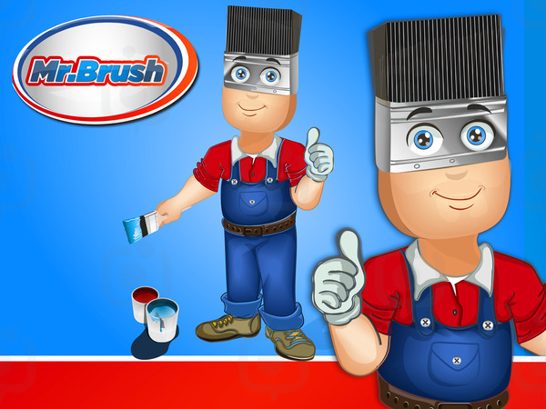 Mr brush sunum 2