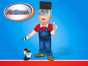 Mr brush g len y z