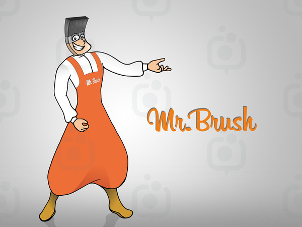 Mr brush sunum11