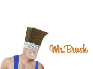 Mr brush sunum 2