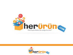 Her Ürün markamız için logo projesini kazanan tasarım