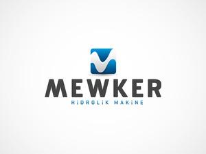 Mewker hidrolik logo