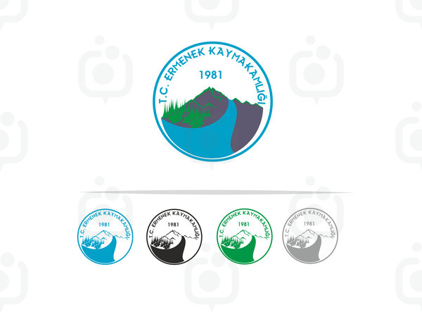 Ermenek kaymakaml g  logo1