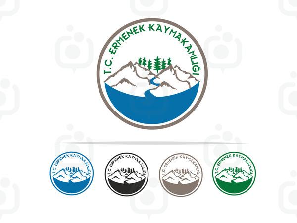 Ermenek kaymakaml g  logo2
