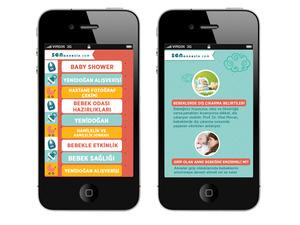 Psd mobile app