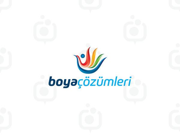 Boya cozumleri logo