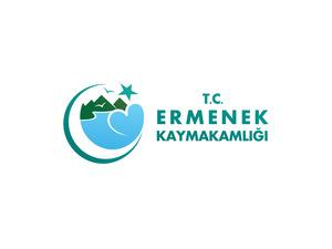 Ermenek kaymakamligii logo
