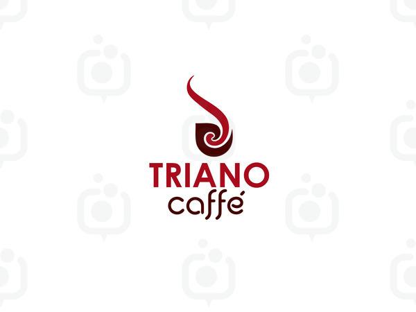 Triano cafe logo sunum 1