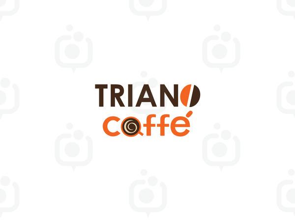 Triano cafe logo sunum 2