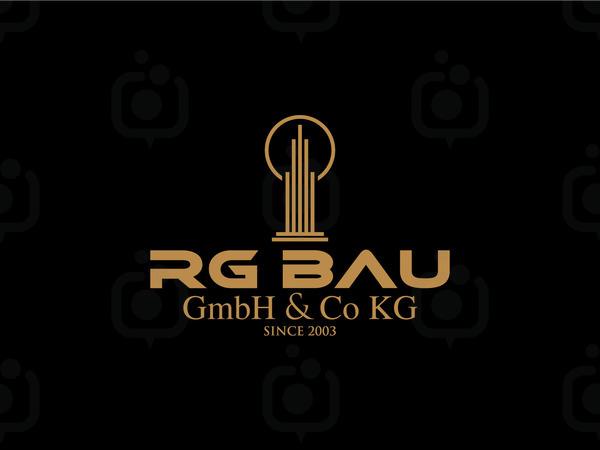 Rg bau logo