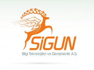 Sigun Bilgi Teknolojileri ve Danışmanlık A.Ş. Logo ve Kartvizit projesini kazanan tasarım