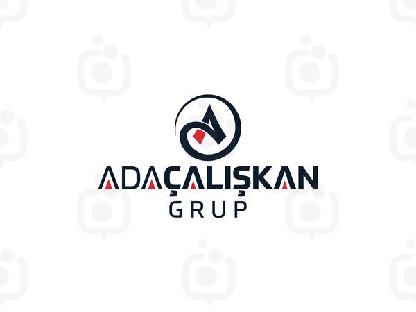 Ada caliskan grup logo