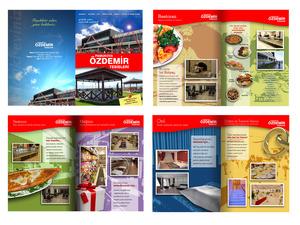 Proje#4731 - Hizmet, Restaurant / Bar / Cafe Katalog Tasarımı  #37
