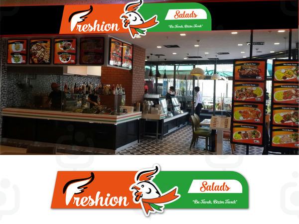 Freshion salads
