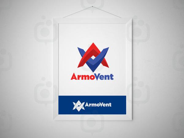 Armovent logo