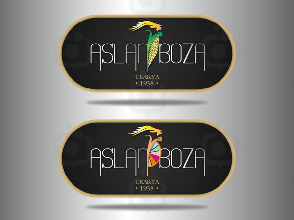 Aslan boza logo