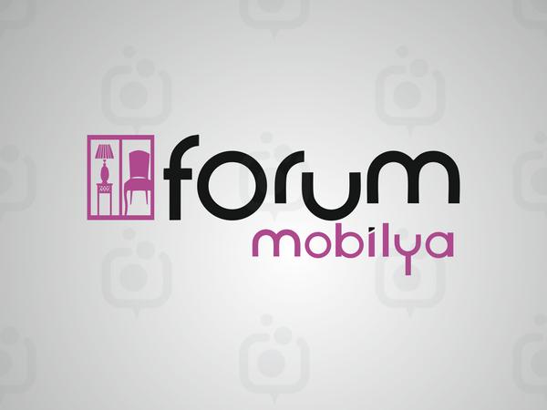 Forum mobilya logoo