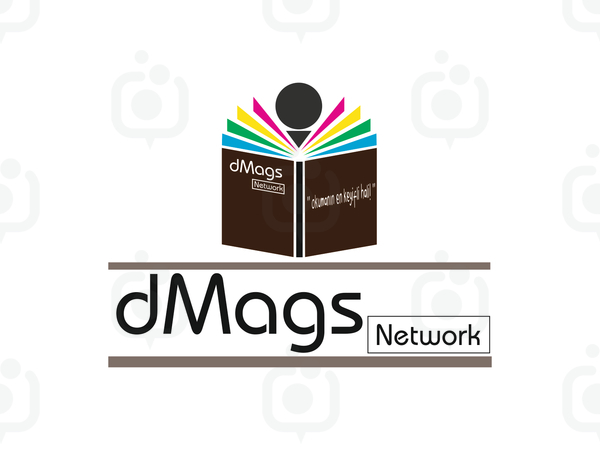 Dmags logo